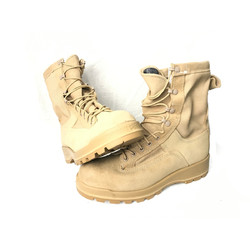 Ботинки Belleville 700 Waterproof Gore-Tex® Combat and Flight Boot Black.