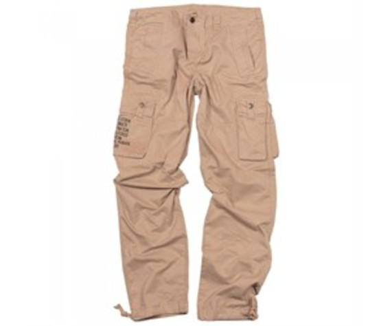 Фото: Брюки HUNTER PANTS Nougat